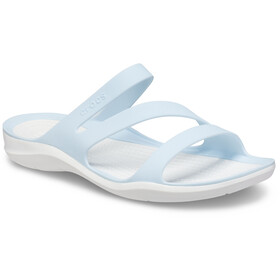 Crocs Swiftwater Sandalen Dames, mineral blue
